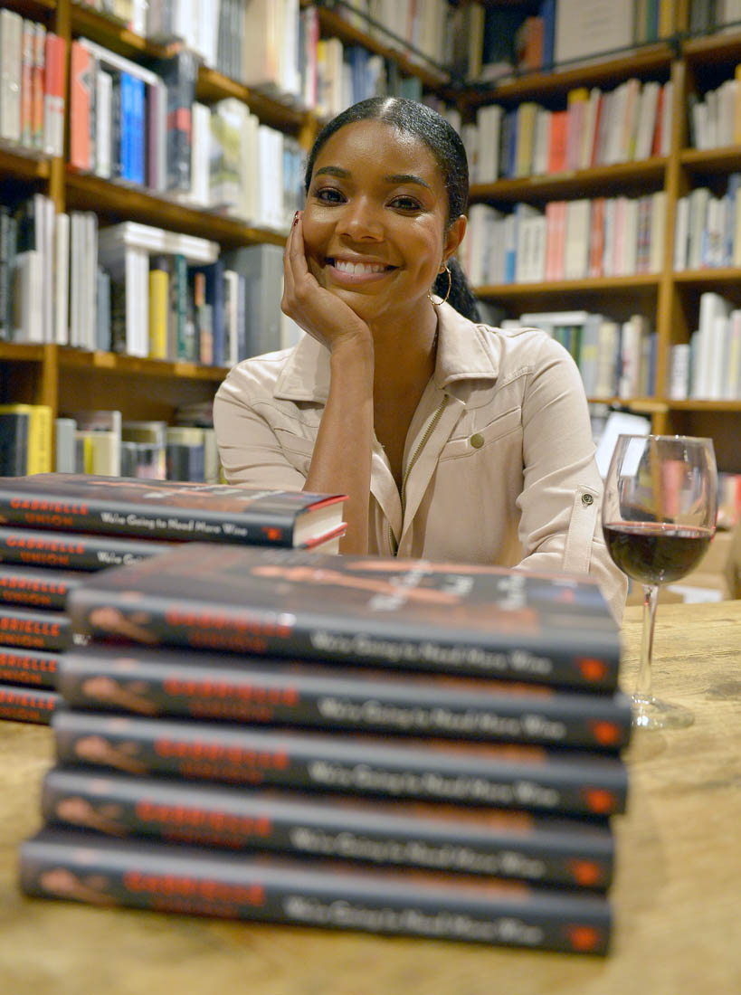 Gabrielle Union's Real Life Book Club Tour - Coral Gables